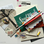 DIY Letter Writing Social kits available now