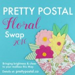 floral letter swap – sign up by May 15