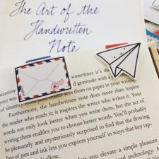 February…the month of letter writing.