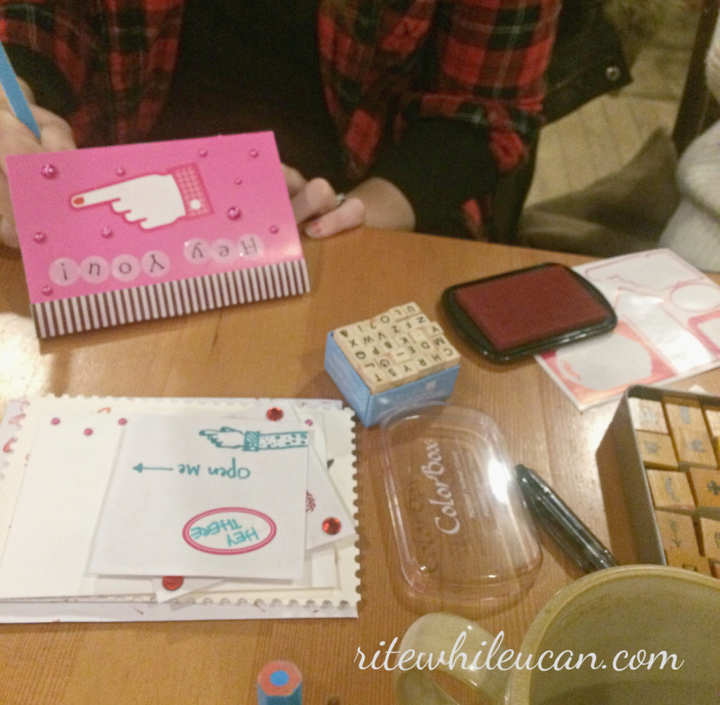Letter Writing Socials, typewriters, Valentine's Day, snail mail, letter writing