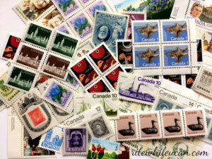 Visit Canadian Stamp Collection