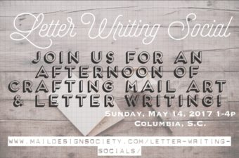 Letter Writing Social in South Carolina