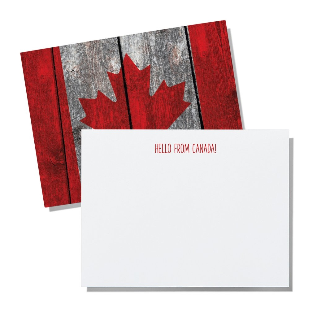 Celebrating Canada 150 with 15 reasons why to write a letter