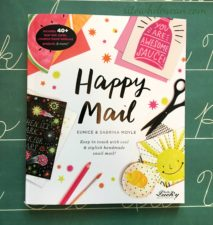 "Win a copy of new book ""Happy Mail."""