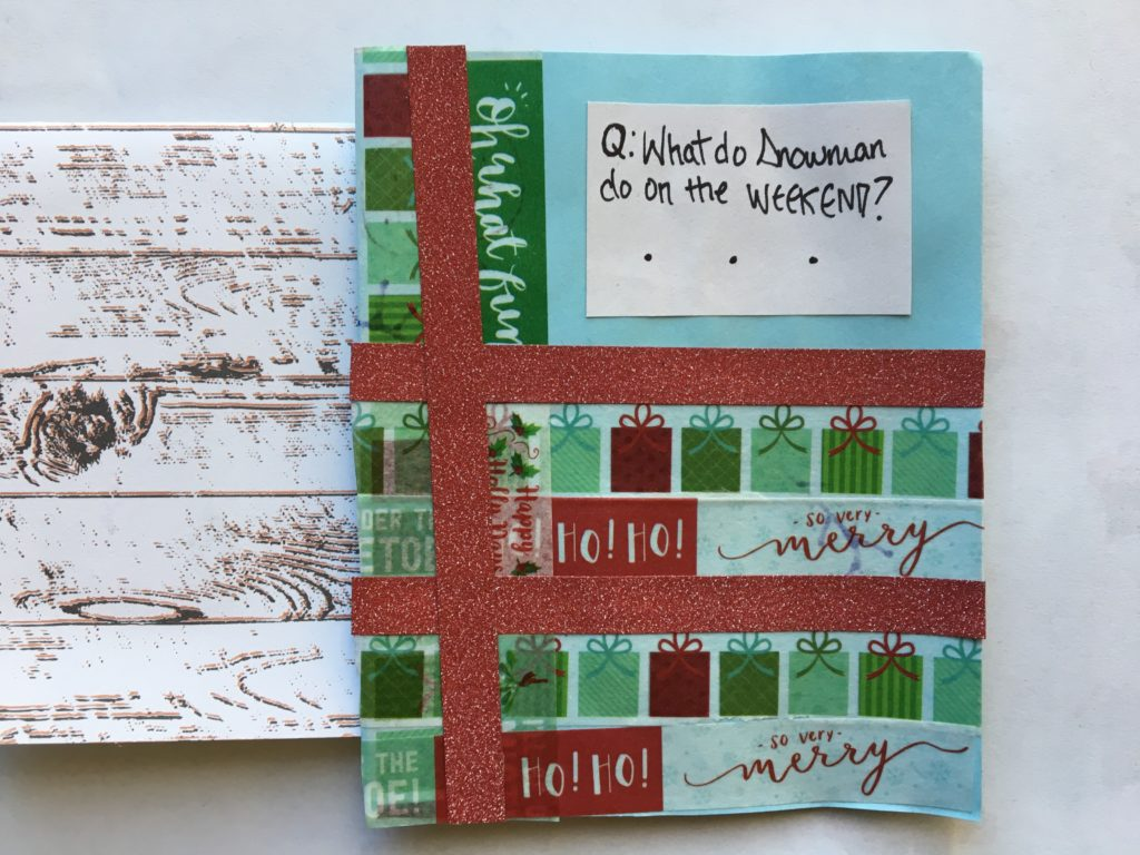 cards flooding in for MakeItMerry