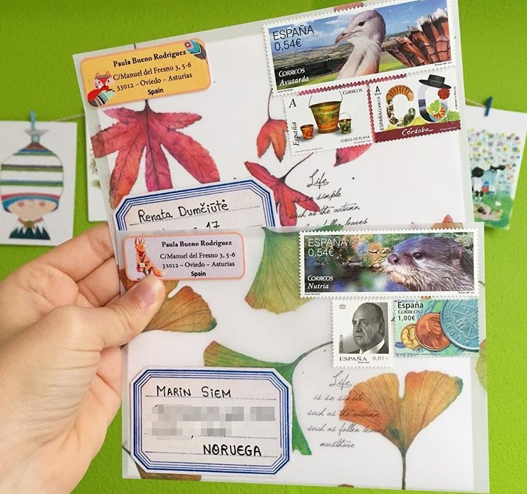 New Year, find a New Pen Pal