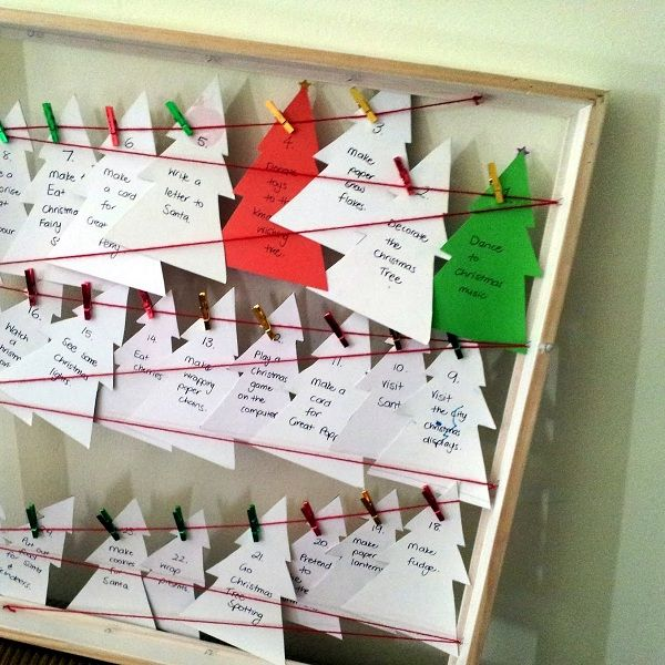 Recycle Christmas Cards Upcycle