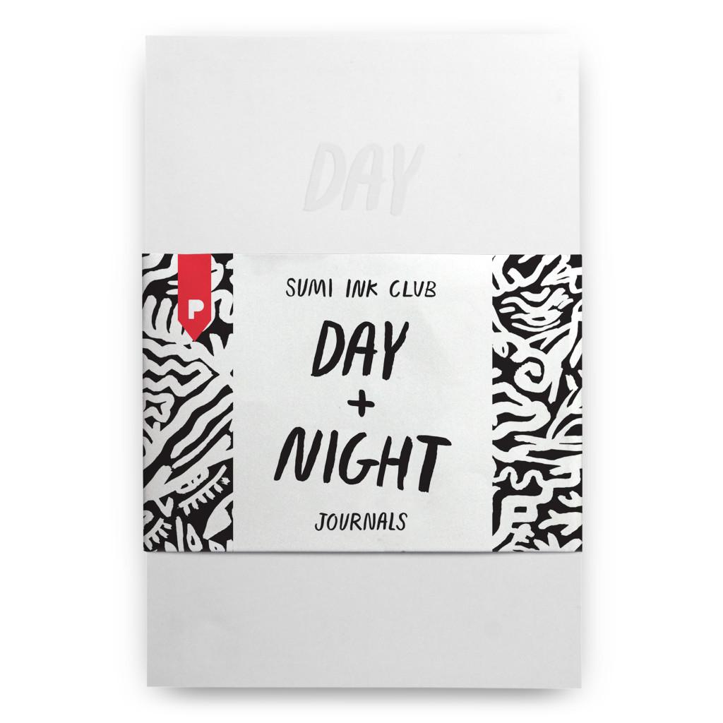 plumb notebooks day night journal